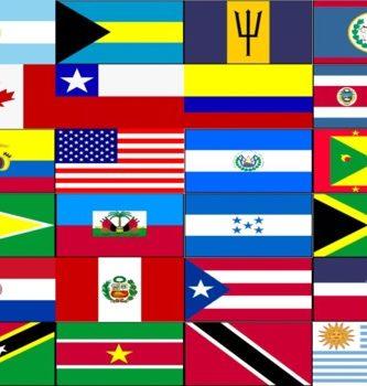 mapas de america para descargar gratis