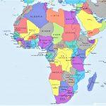 mapa mundi africa imprimir politico