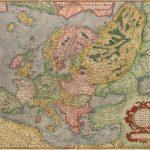 mapa europa antiguo continente
