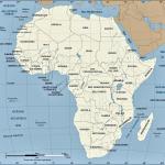 mapa africa politico capitales