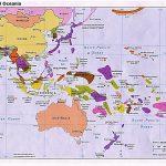 mapamundi oceania politico