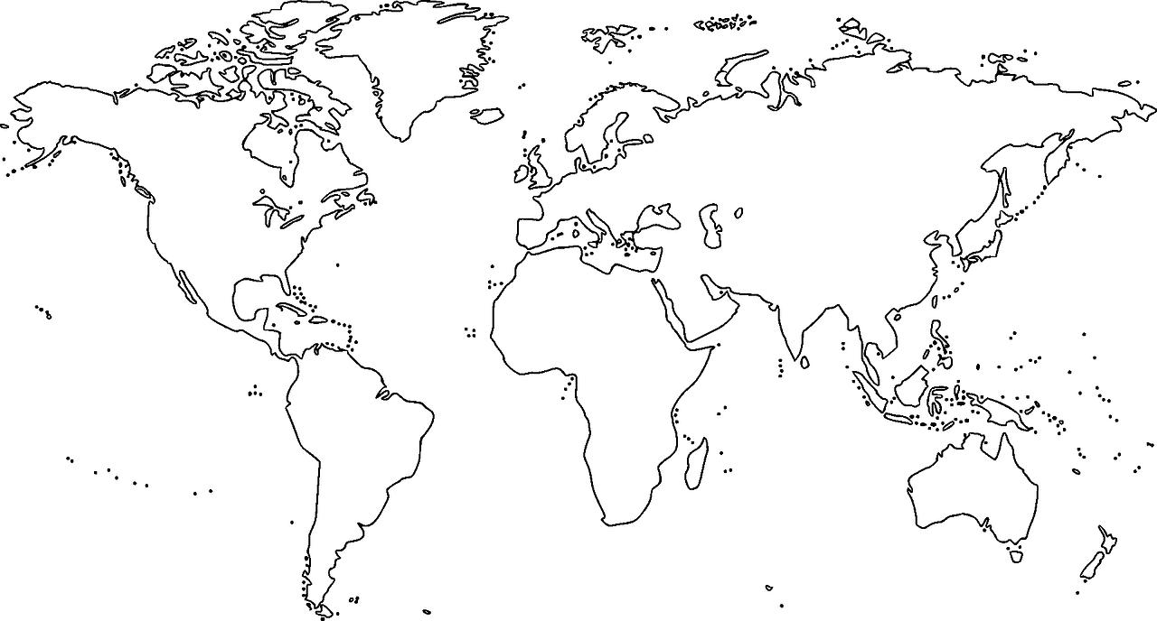 Mapa Mudo Politico De España Para Imprimir Tamaño Folio.Mapamundi Para Imprimir Mapas Del Mundo